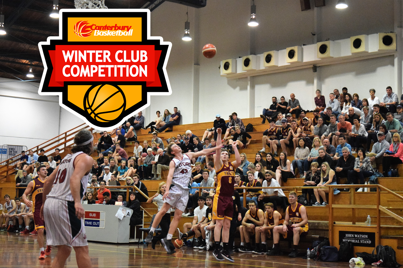 2019 Winter Club Entry Update - Canterbury