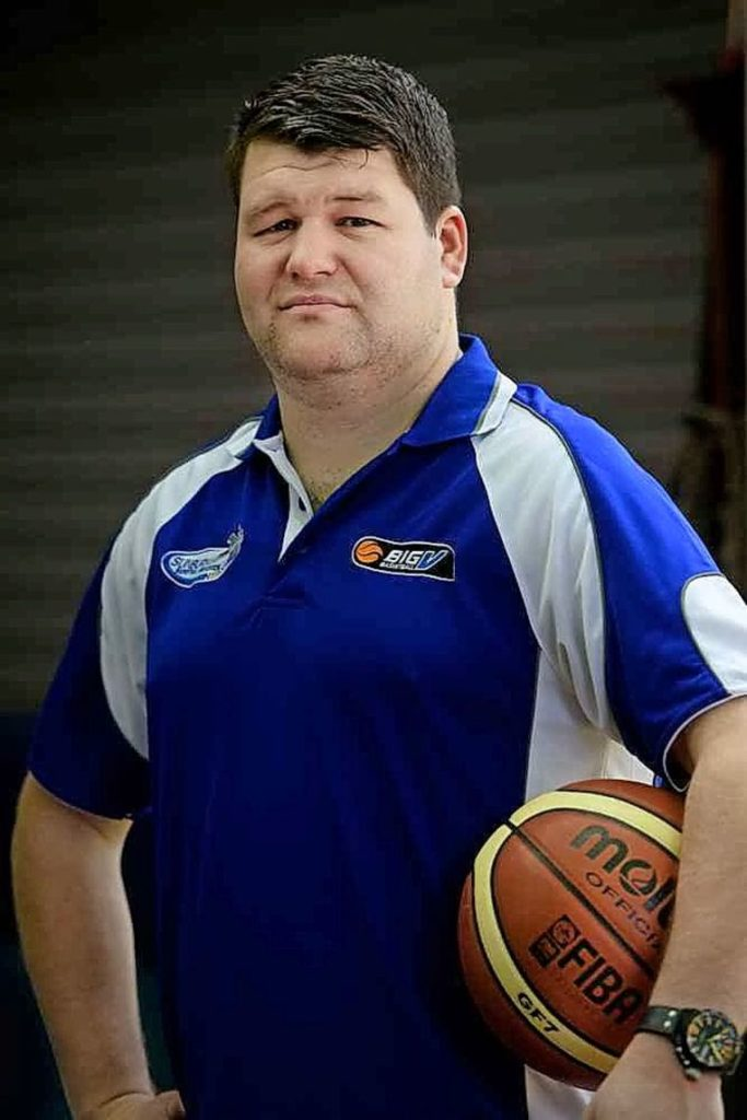 25/11/2017. Sunbury/Macedon Star Weekly. Bigvsunbury. Issue Date 28/11. New Sunbury Jets mens coach Ryan Addison. Picture Shawn Smits.